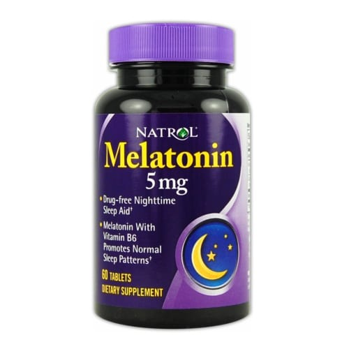 Melatonin-5mg-120-TablettenNatrol