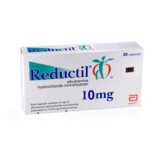 Reductil-10mg