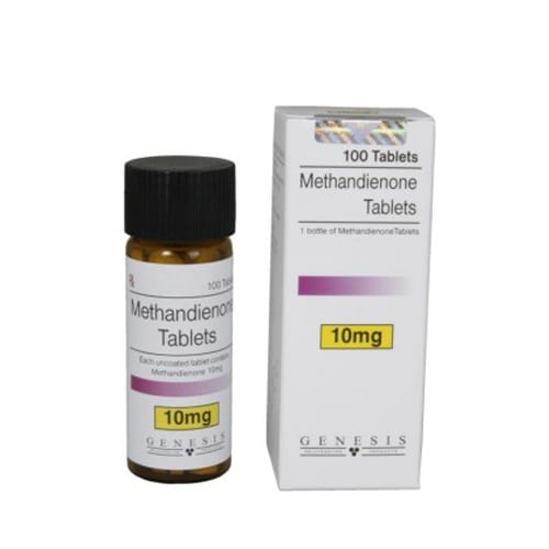 Methandienone-Tabletten